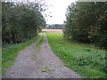 TL1236 : View from Campton Road, Meppershall, Beds by Rodney Burton