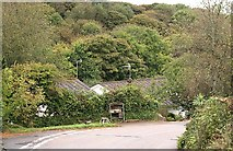 SW7552 : Welcome to Perrancoombe by Tony Atkin