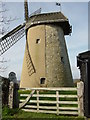 SZ6387 : Bembridge Windmill by Crispin Purdye