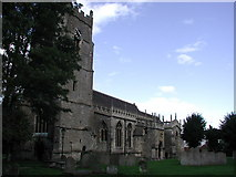 SU2092 : Highworth, Wiltshire by ChurchCrawler