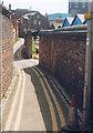 SJ8847 : Bird Cage Walk, Hanley by Malcolm Street