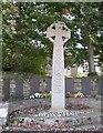 SW7752 : Perranzabuloe War Memorial by Tony Atkin