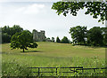 ST7561 : Midford Castle viewed from the footpath by Colin S Pearson