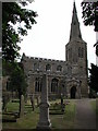 TL1671 : Ellington (Hunts) All Saints Church by ChurchCrawler