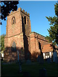 SP2890 : St. Wilfrid's Church, Old Arley by Richard Harrison