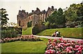 NS0137 : Brodick Castle, Isle of Arran, Scotland by Christine Matthews