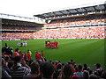 SJ3693 : Anfield Stadium by Jon Grimshaw