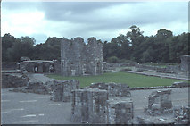 O0177 : Mellifont Abbey. by Dr Charles Nelson