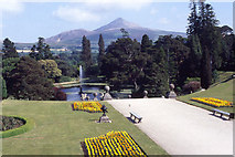 O2116 : Powerscourt; one of Ireland's most majestic gardens. by Dr Charles Nelson
