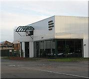 SP2982 : Jaguar's Heritage Centre, Coventry by Richard Harrison