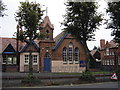 SP0578 : Kings Norton Primary School by Gina Southey