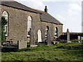 SW4031 : Tregerest Methodist Chapel and graveyard by Sheila Russell