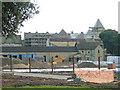 TL2035 : Building work - Fairfield Park by Robin Hall