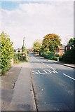 SU8776 : B3024, Paley Street by Andrew Smith
