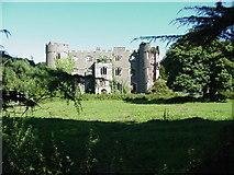 ST2186 : Ruperra Castle by John Thorn