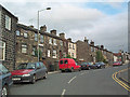 SE0238 : Mount Pleasant, Colne Road, Lane End by David Spencer