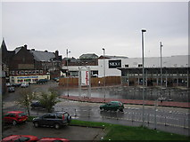 SJ9043 : Longton bus station from the railway station by Angella Streluk