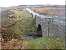 NT6262 : Faseny Bridge, Lammermuirs by Kirsty Smith