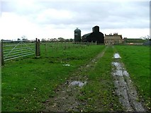 NZ2217 : Ulnaby Hall Farm by Mick Garratt