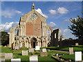 TF9839 : Binham Priory by David Williams