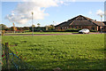 SK6306 : Kestrel's Field Primary School, Hamilton by Kate Jewell