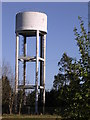 SO7273 : Water Tower by Richard Greenwood