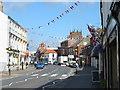 SE8741 : High Street, Market Weighton by Colin Westley