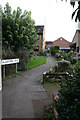 SK5608 : Blackthorn Drive, Anstey Hill, Leicester by Kate Jewell