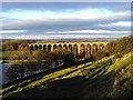 SE0735 : Hewenden Viaduct by John Illingworth