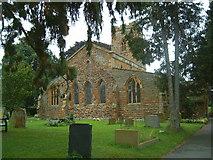 SP7261 : St Luke's Church, Duston, Northampton by Steve Winder