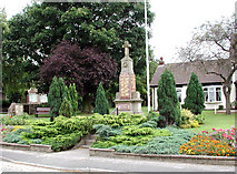 SE8904 : Messingham War Memorial by Phil Gravell