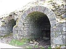 SO1015 : Abandoned lime kilns near Trefil by John Thorn