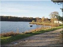 SJ7470 : Boundary  Water Park by Ian Warburton