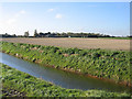 TF2205 : Fenland farms, Newborough, Peterborough by Rodney Burton