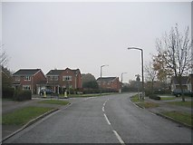 SP1476 : Frankholmes Drive, Monkspath by David Stowell