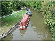 ST7960 : Kennet & Avon Canal by Michel Van den Berghe