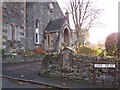 NS2586 : Gare Loch, the Kirk Gate by william craig