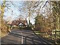 SJ8078 : Warford House Lodge by Ian Warburton
