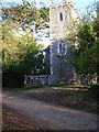 SU8307 : Chapel of St Mary, Sennicotts by Simon Carey