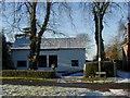 TF7218 : Chalk Barn Gayton. by Alan Wilson