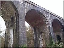 SN8906 : Pont Walby disused viaduct by Kevin Trahar