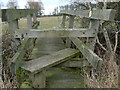 SP6000 : Footbridge - Haseley Brook by William Wells
