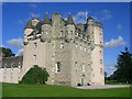 NJ7212 : Castle Fraser by Richard Slessor