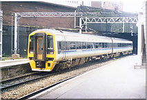 SP0686 : Birmingham New Street Station by Ron Hann