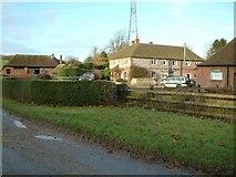 SU4454 : Lower Woodcott Farm by Colin Bates