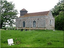 TF4363 : Old All Saints Church Great Steeping by Dave Hitchborne
