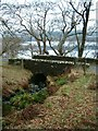 NN0319 : Road bridge near Sonachan by Patrick Mackie