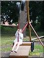 ST5578 : Blaise Castle House Play Park by J R Cain