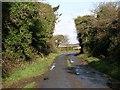 SW5635 : Jericho Lane by Tony Atkin