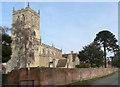 SP8619 : Church of Saint Peter and Saint Paul, Wingrave by Chris Cole